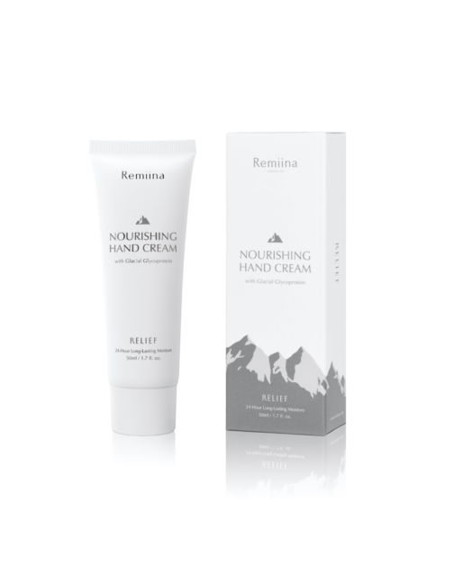 NOURISHING HAND CREAM with Glacial Glycoprotein