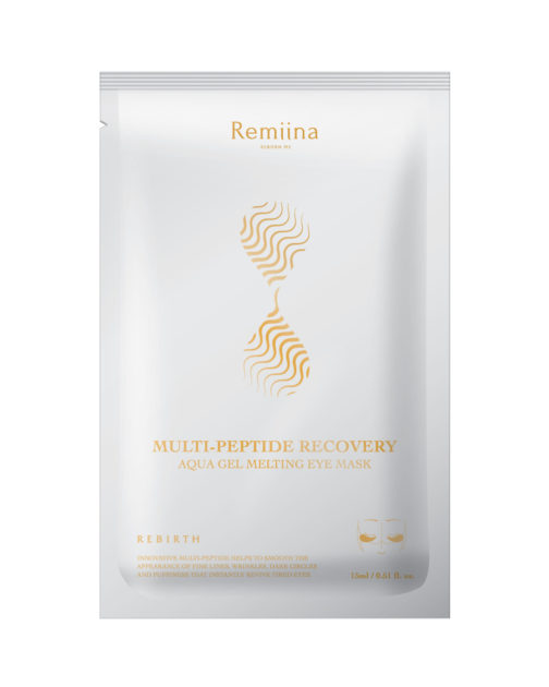 Multi-Peptide Recovery Aqua Gel Melting Eye Mask